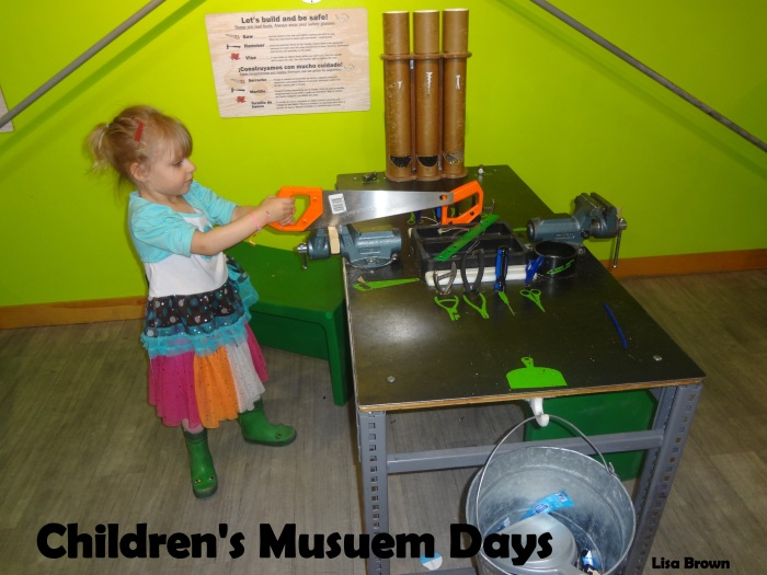 2014 Childrens musuem days