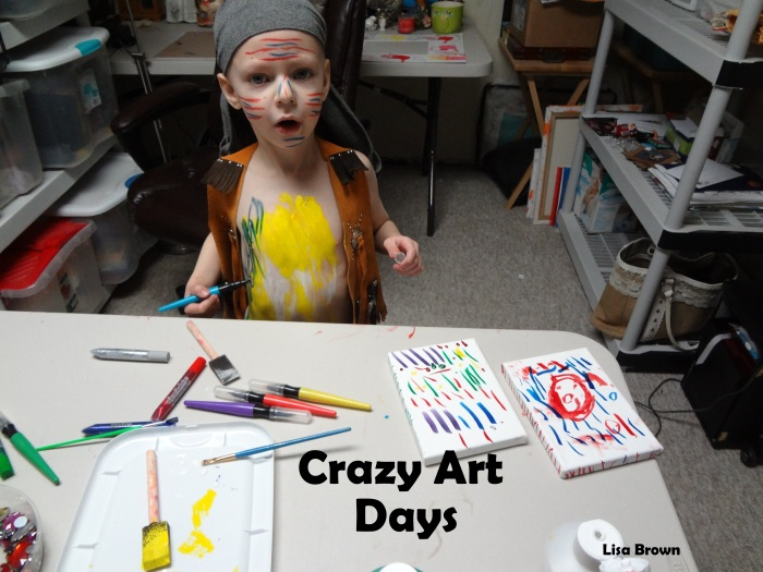 2014-Crazy Art Days