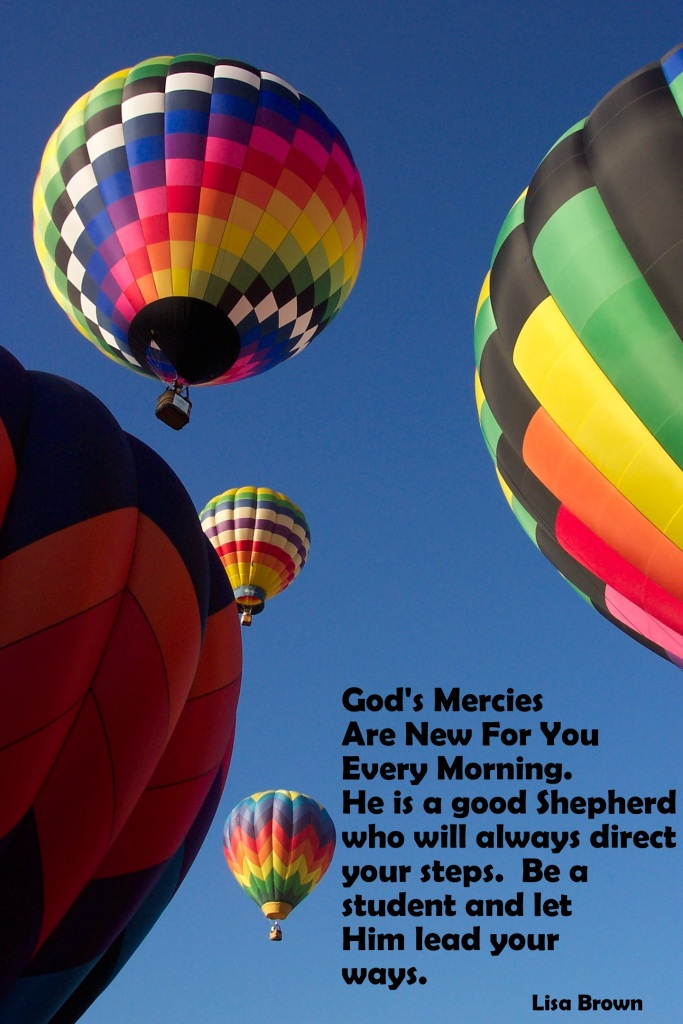 mercies new