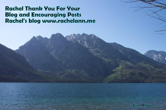 Rachels Blog
