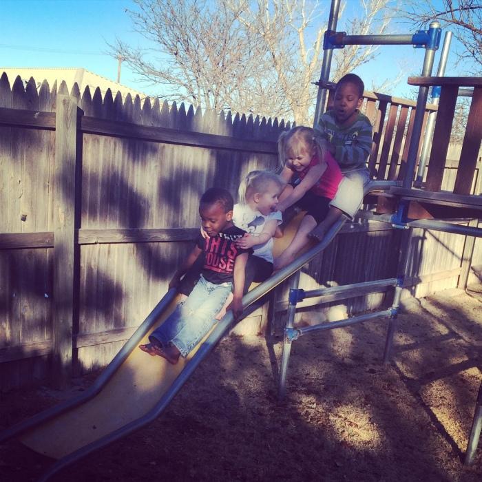 Kaylie slide