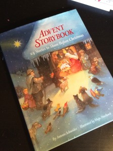 Advent Story Book