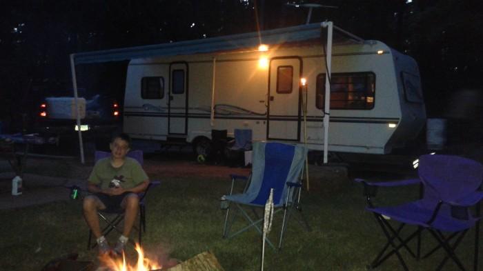 littles camper