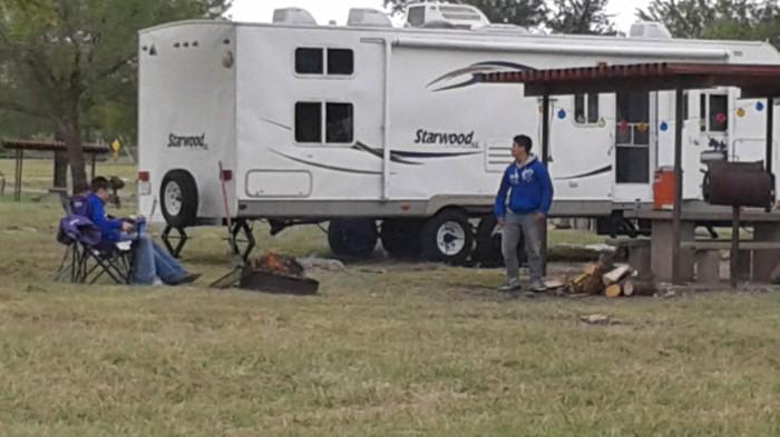 new camper
