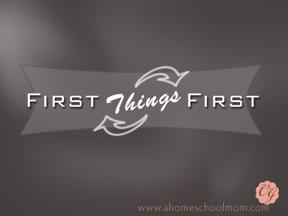 6.First_First