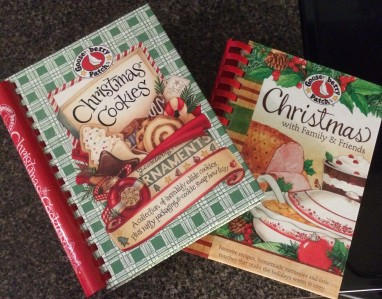 Christmas cookie cook books