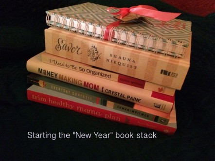 new year books