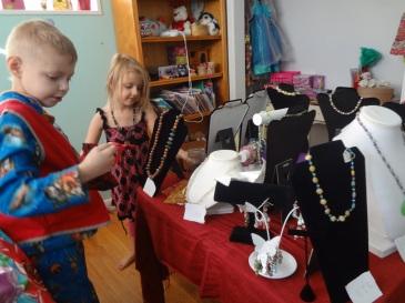 Jewelry sale