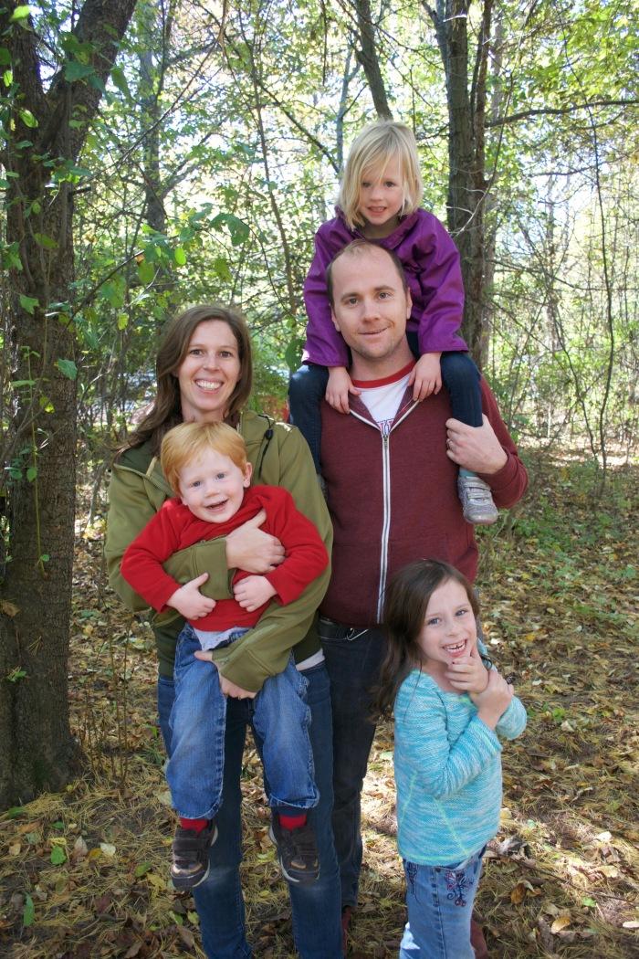 Kortney new family