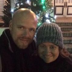 Rachelle and husband