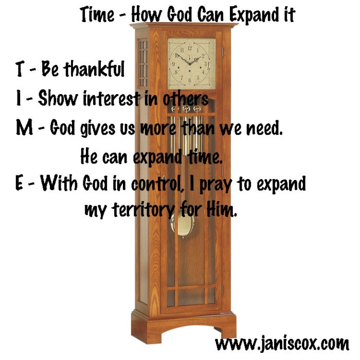 TIme---How-God-Can-expand-it