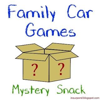 mystery snack